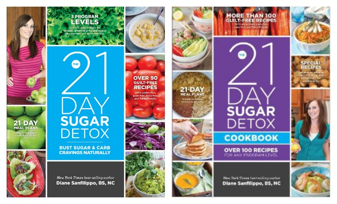 21 Day Sugar Detox by Diane Sanfilippo