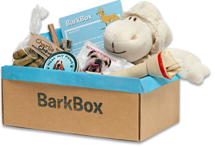 BarkBox – Box Of Dog Goodies