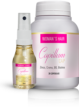 Women's Hair Capillum