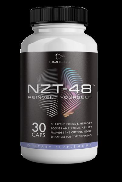 Brain NZT-48